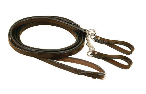 TORY LEATHER Pony Draw Reins - Loops