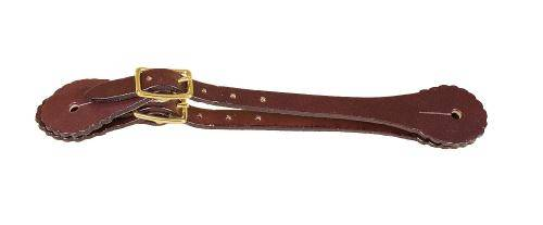 TORY LEATHER Concho Spur Strap