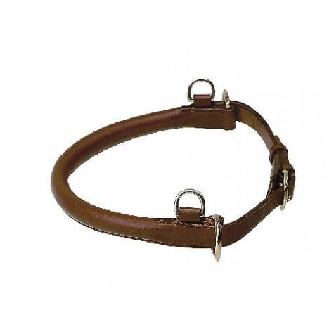 TORY LEATHER Jumping Hackamore