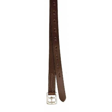 TORY LEATHER Heavy English Bridle Stirrup Leather