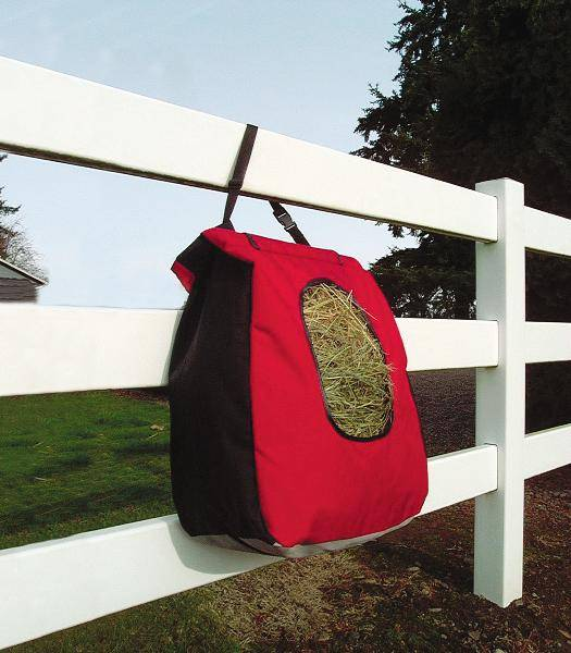 CASHEL Hay Bag with Mesh