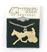 Finishing Touch Harness Racing Fashion Necklace