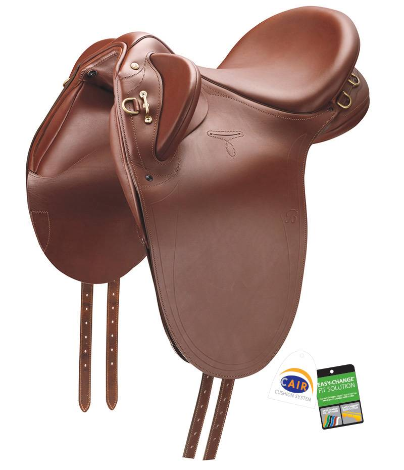 Bates Kimberly Outback Saddle
