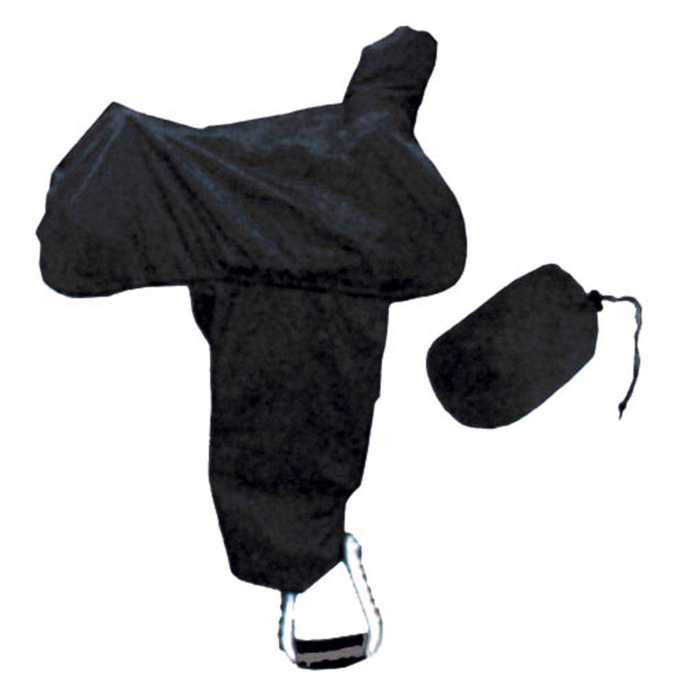 Nylon Western Saddle Cover with Fenders and Tote