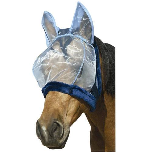 Charlie Bug-Off Shield Fly Mask With Ears
