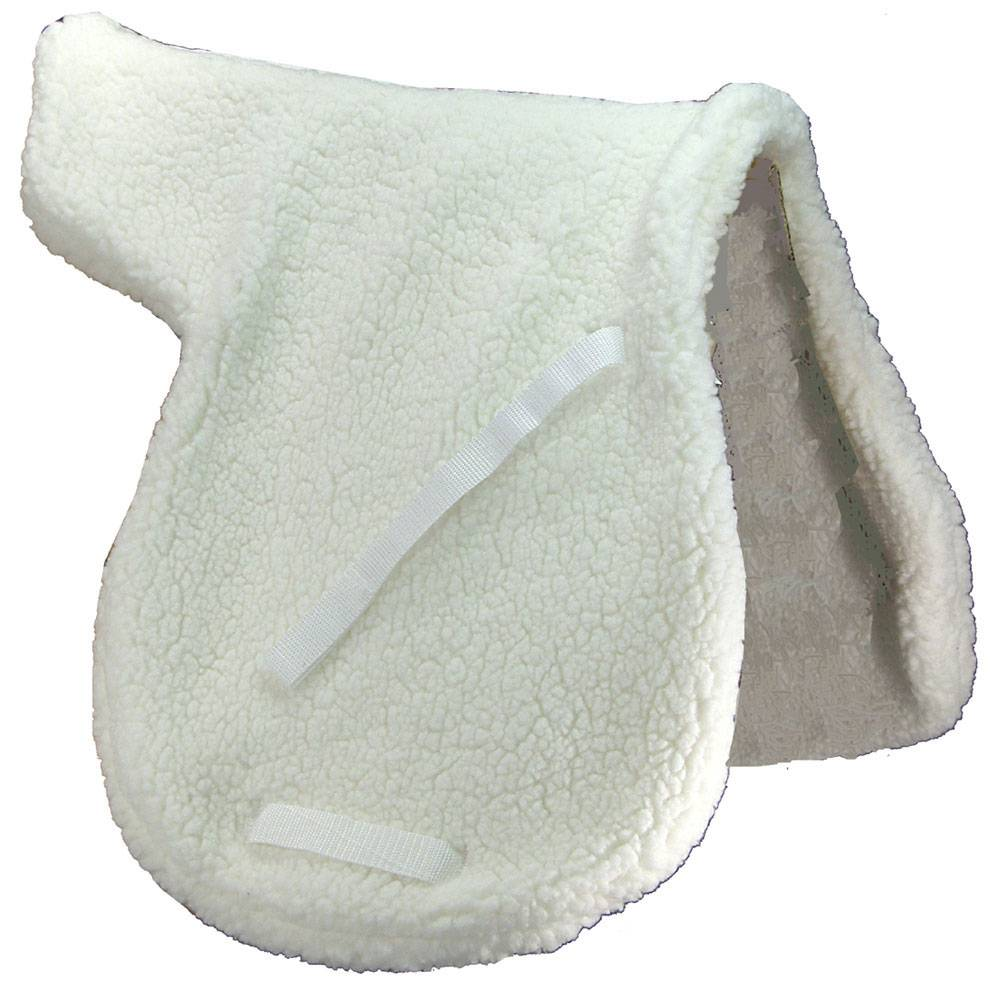 English Fleece Saddle Pad-All Purpose