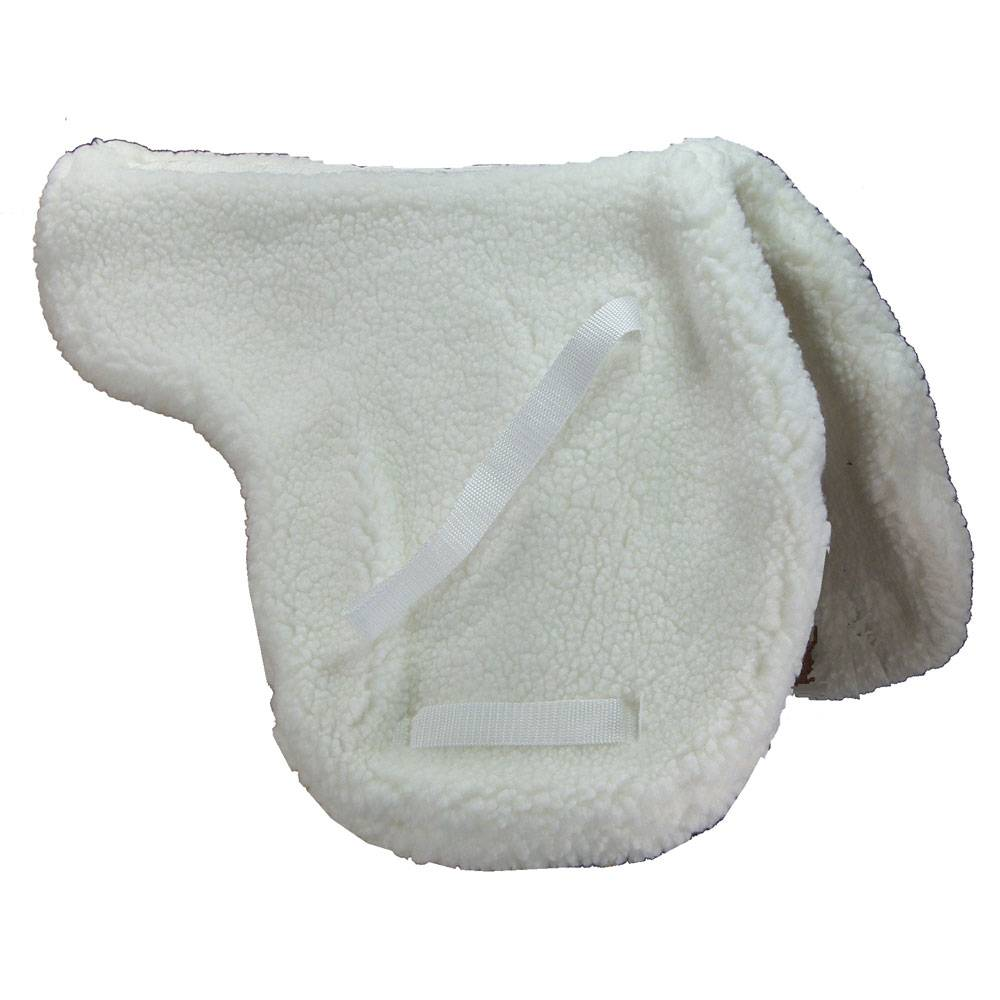 English Fleece Saddle Pad - Pony