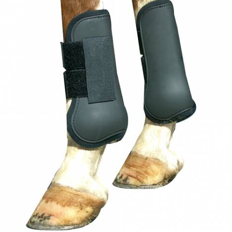 Open Front Jumping Boot