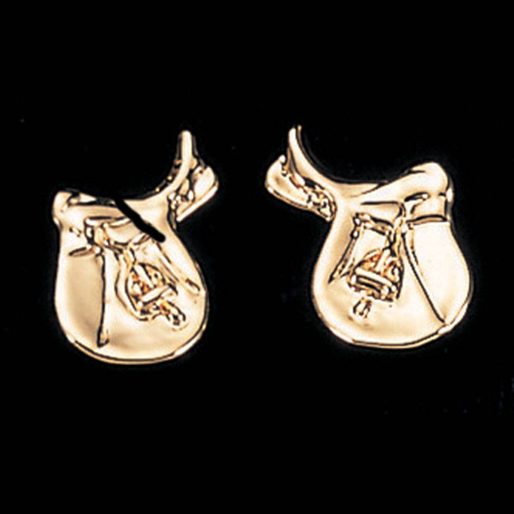 Exselle English Saddle Earrings