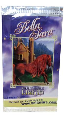 Bella Sara Expansion Set - Northern Lights - Trading Cards