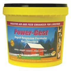Powergest Digestive Aid For Livestock