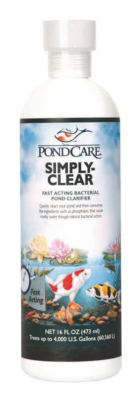 Pond Simply Clear Water Treatment