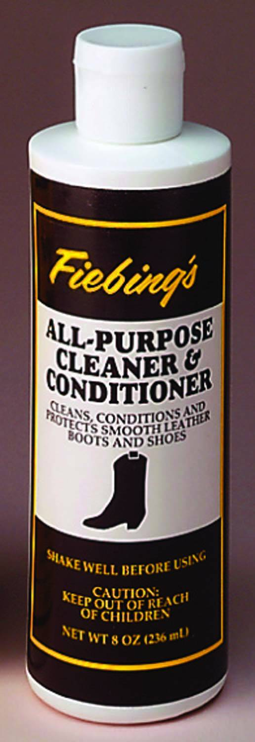 All Purpose Boot Cleaner For Leather