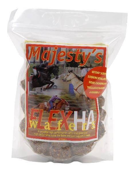 Majesty's Equine FlexHA Wafers