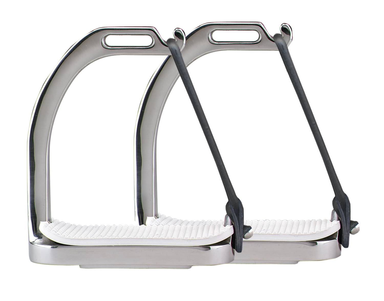 Perri's Stainless Stell Fillis Safety Stirrup Irons