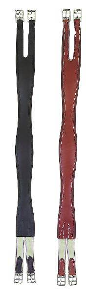 Perri's Leather Overlay Girth