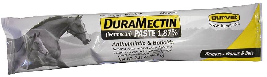 DuraMectin Paste 1.87% Dewormer
