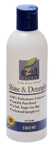 eZall Shine And Detangler