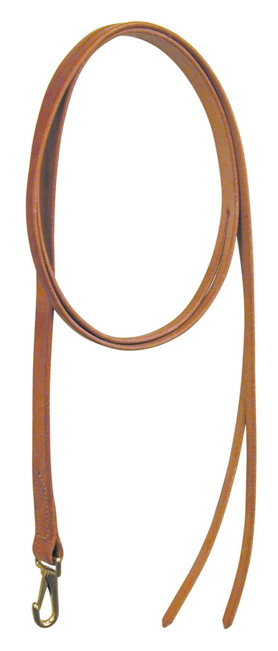 REINSMAN Leather Fork Martingale