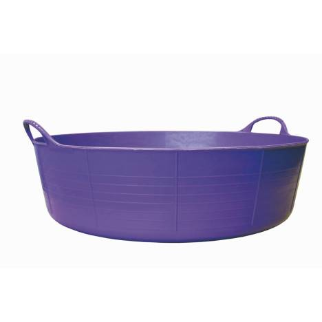 Tubtrugs Flexible Large Shallow 2-Handled Tub