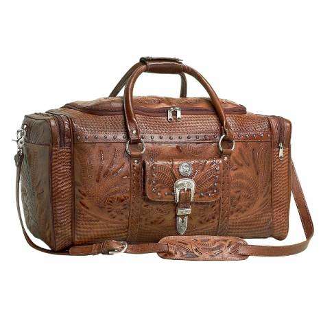 AMERICAN WEST Retro Romance Rodeo Bag