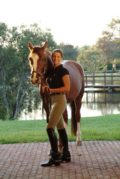 Equi-Star Ladies Pull On Breech