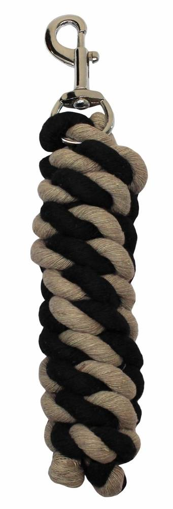 Jaipur Two Tone Cotton Braided Lead