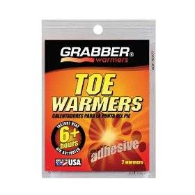 GREAT FOR COLD WEATHER RIDING & WORKING!! HEAT TREAT Toe Warmer