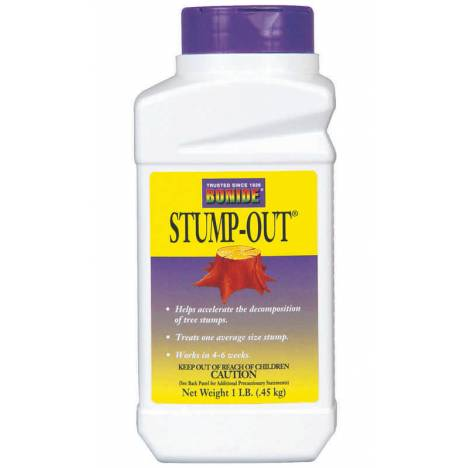 Stump-Out Granules