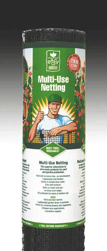 Multi-Use Netting