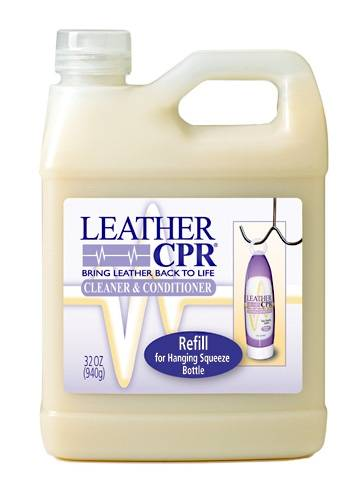 Farnam Leather CPR - Refill for Hanging Squeeze Bottle