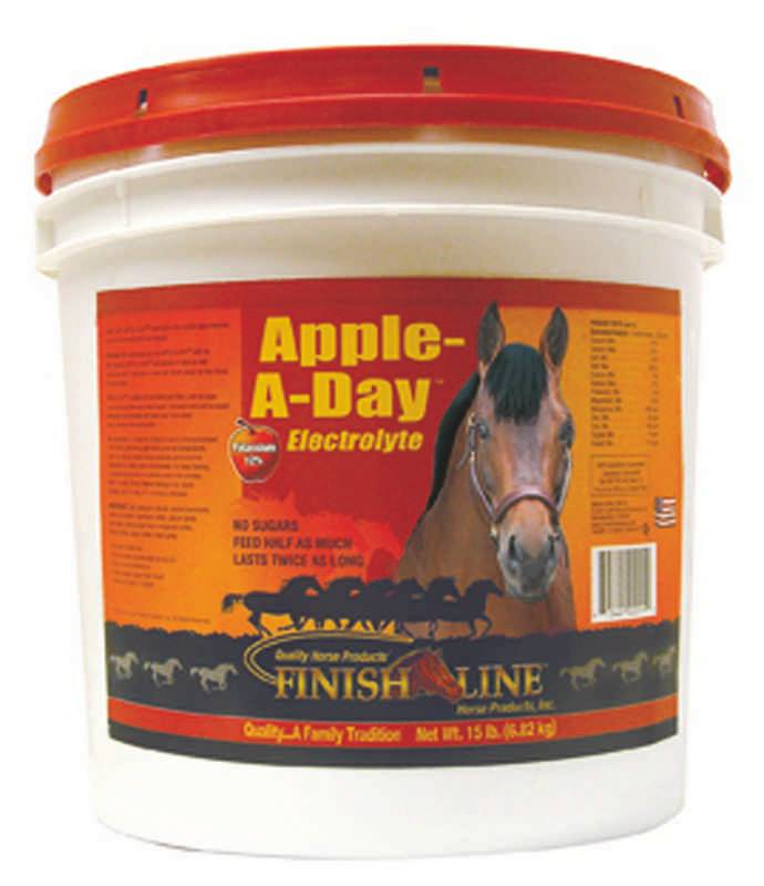 Apple A Day Electrolyte
