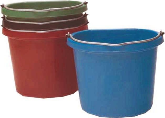 Flat Back Bucket Economy Fb-1
