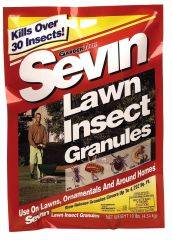 Sevin 2% Lawn Insect Granules
