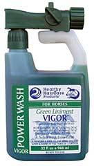 Vigor Liniment Power Wash