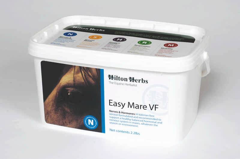 Easy Mare Valerian Free supplement