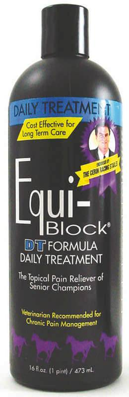 Equi-Block Daily horse Treatment