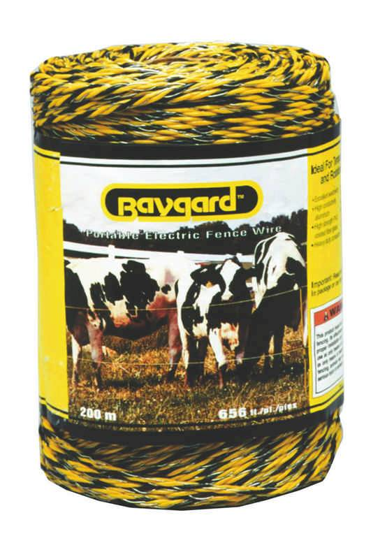 Baygard Electric Fence Wire
