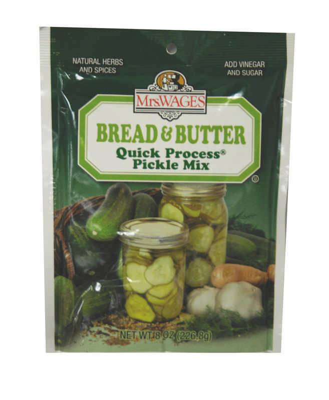 Bread N Butter Pickling Spices
