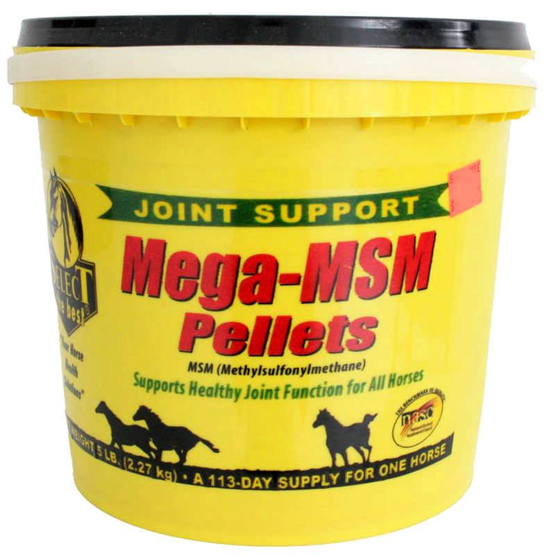 Select the Best Mega MSM Pellets