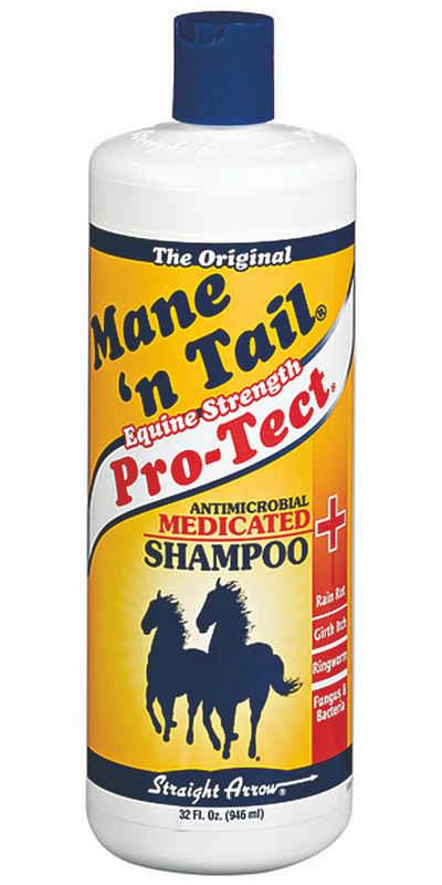 Mane N' Tail Pro-Tect Medicated
