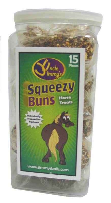 Uncle Jimmy's Squeezy Buns
