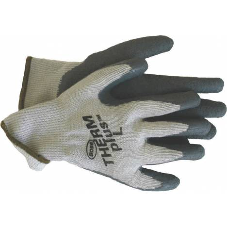 12 Pair - String Knit Outdoor Work Gloves