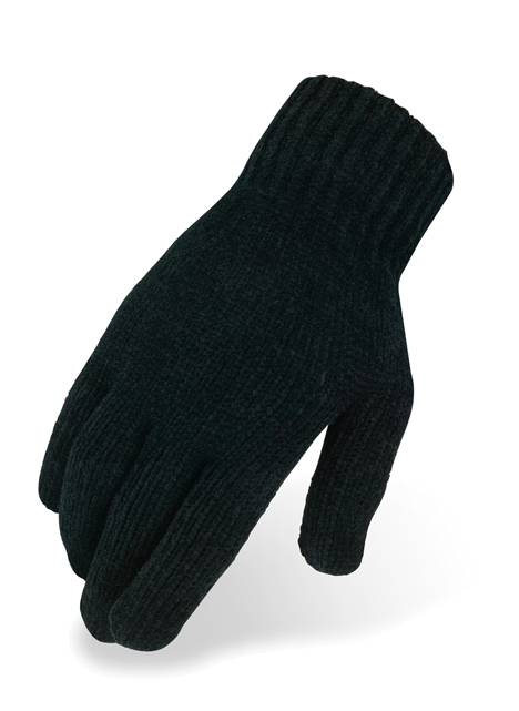 Heritage Kids Chenille Knit Gloves