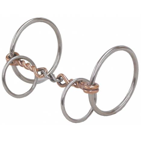 Darnall Connie Combs Double O Ring Bit