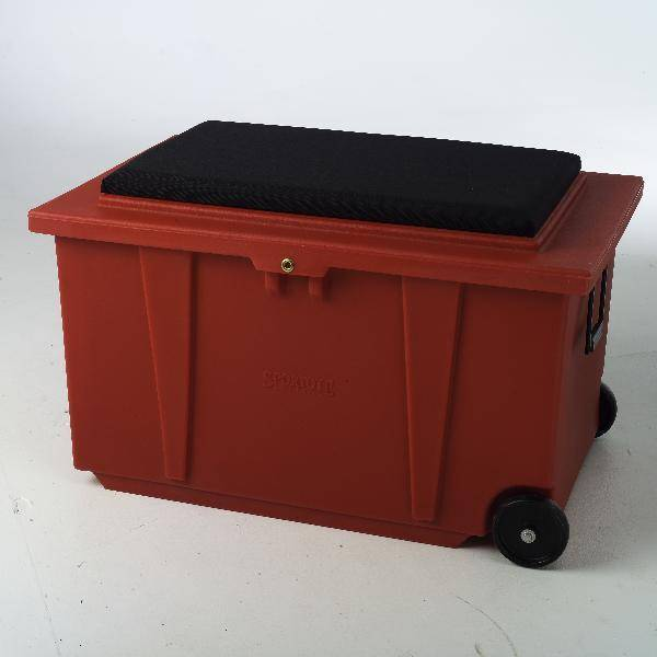 Sportote Deluxe Trunk with Padded Seat