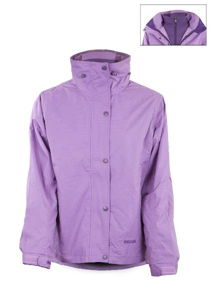 EOUS Keswick Ladies' 5-in-1 Waterproof & Breathable Jacket