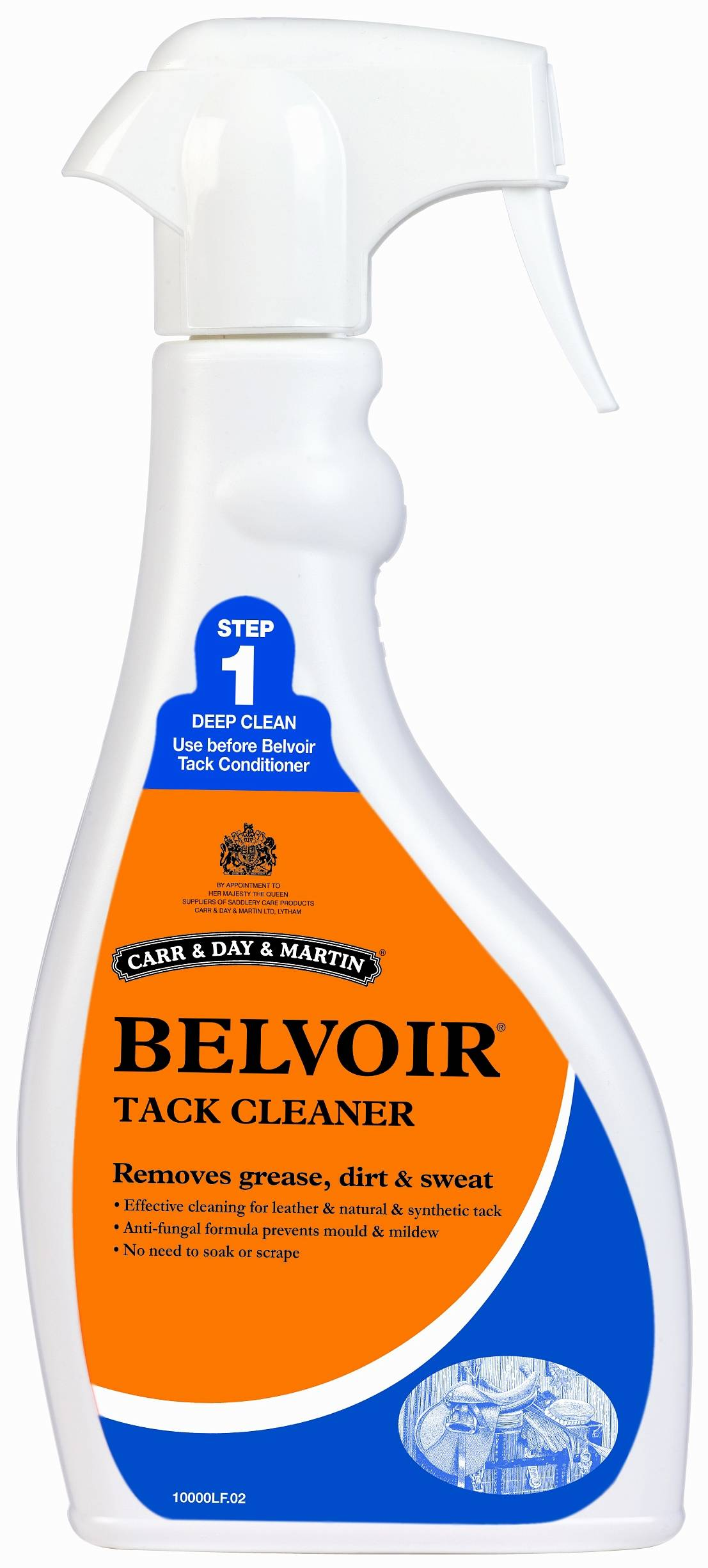 Carr & Day & Martin Horse Belvoir Tack Cleaner Spray