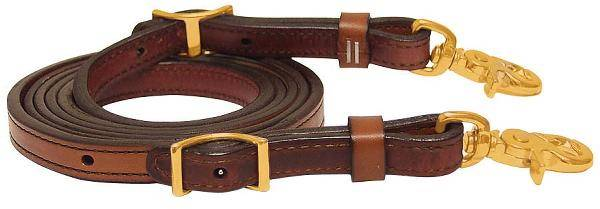 Tex Tan Hereford Roping Reins