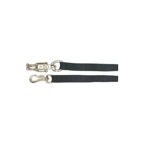 Abetta Nylon Trailer Tie with Spring Snap